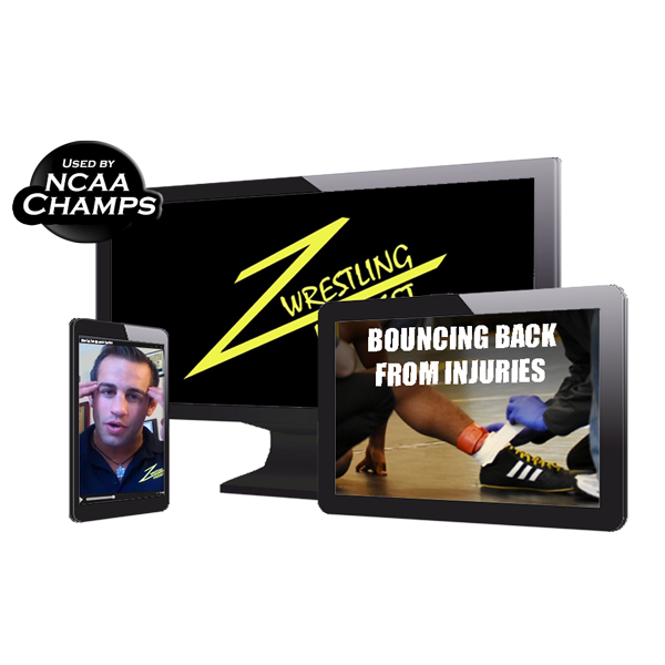 bouncing back mindset injuries wrestling